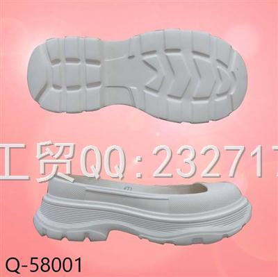 2020新款08EVA发泡松糕休闲女款Q-58001/36-41#