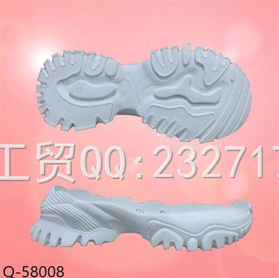 2020新款08EVA发泡时尚休闲运动女款Q-58008/36-41#