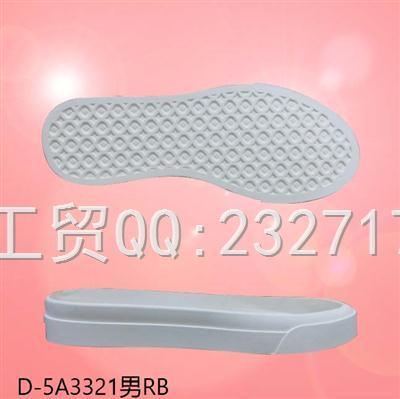 2020新款08RB橡胶时尚休闲板鞋鞋男款D-5A3321/38-43#