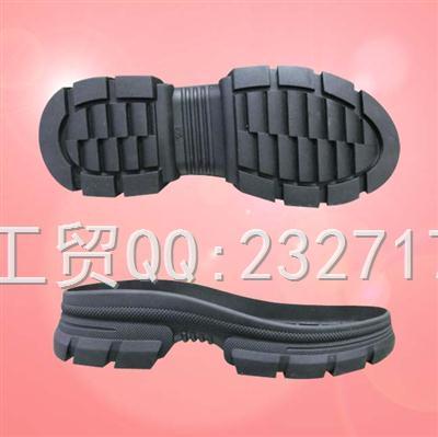 2020新款08RB橡胶时尚休闲女款H-2766/35-39#