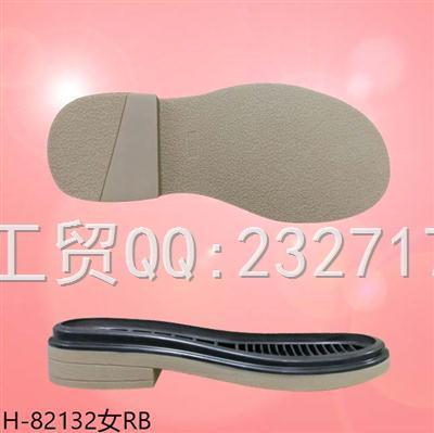 2020新款09RB橡胶休闲女鞋系列H-82132/35-39#