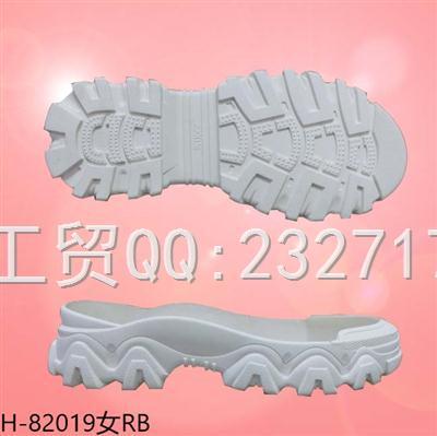 2020新款09RB橡胶运动休闲系列女款H-82109/35-39#