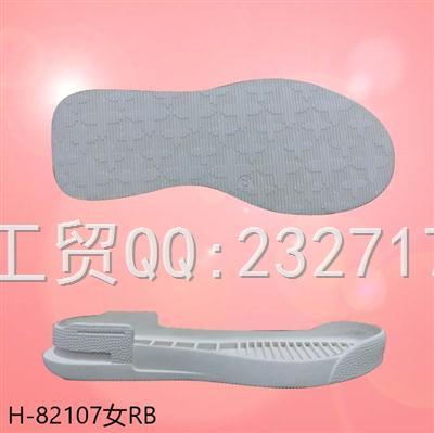 2020新款09RB橡胶运动休闲板鞋女款H-82107/35-39#