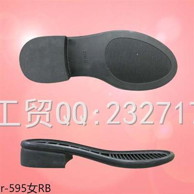 2020新款09RB橡胶时尚鞋女款系列r-595/35-39#