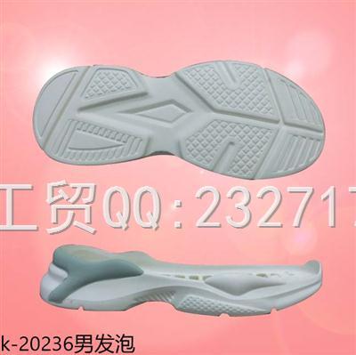2021新款03RB发泡k-20236/38-43#运动休闲男款