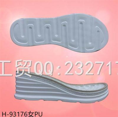2021新款03PU聚氨酯女款凉鞋系列H-93176/35-39#