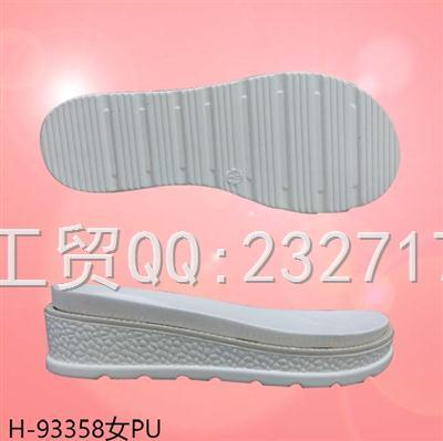2021新款03PU 聚氨酯女款凉鞋系列H-93358/35-39#