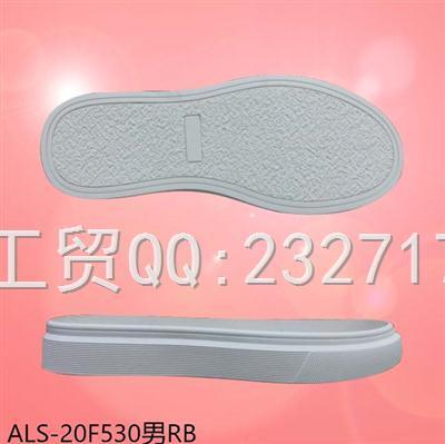 2021新款RB橡胶男款休闲板鞋系列ALS-20F530/38-43#