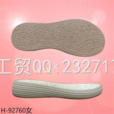 2021新款04PU 聚氨酯女凉鞋系列H-92760/35-39#