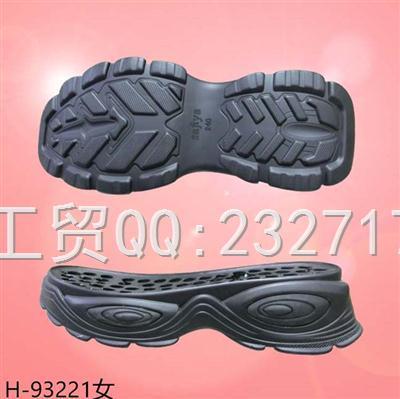 2021新款04PU 聚氨酯女凉鞋系列H-93221/35-39#