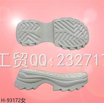 2021新款04PU聚氨酯女款凉鞋系列H-93172/3.5-39#
