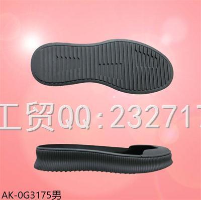 2021新款04男款休闲板鞋包头系列AK-0G3175/38-43#