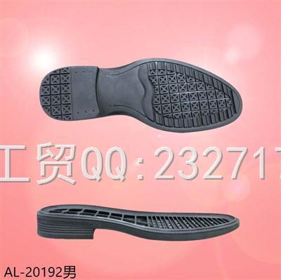 2021新款04RB橡胶男款绅士休闲鞋系列AL-20192/38-43#