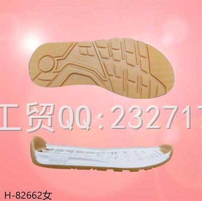 202107新款RB橡胶运动休闲女款H-82662/35-39#