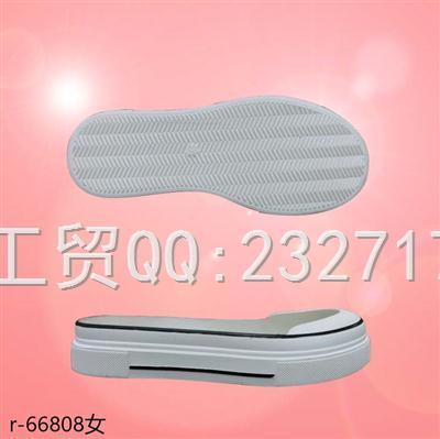 202108RB橡胶休闲高边板鞋r-66808/35-39#